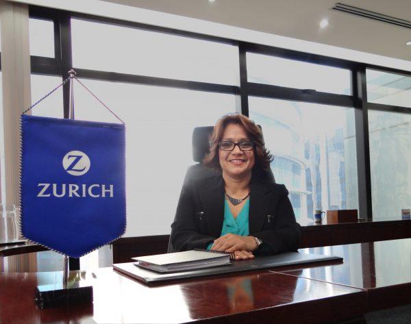 Edith Rodriguez, nueva Gerente General de Zurich