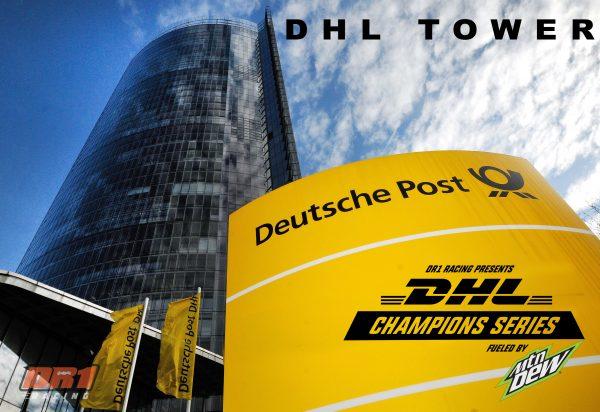 DHL, patrocinador del próximo DR1 Drone Racing Series