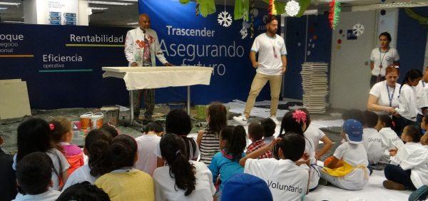 Zurich Seguros Comprometido con la Sociedad Venezolana en la Zurich Community Week