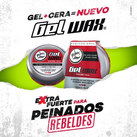 Rolda, tiene algo nuevo para ti… Gel + Cera: Nuevo Gel Wax