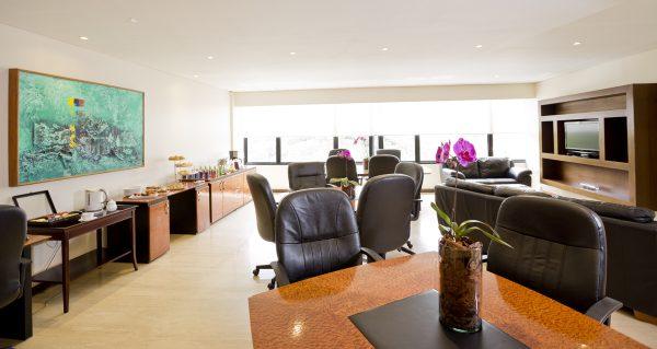 First Class del Eurobuilding Hotel & Suites Caracas: habitaciones que fusionan el lujo y el confort