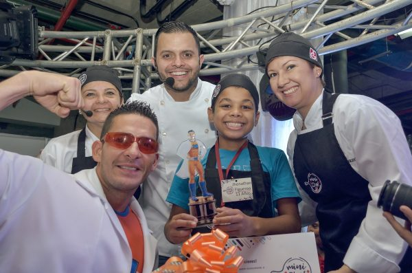 Excelsior Gama presenta sus nuevos Mini Chefs