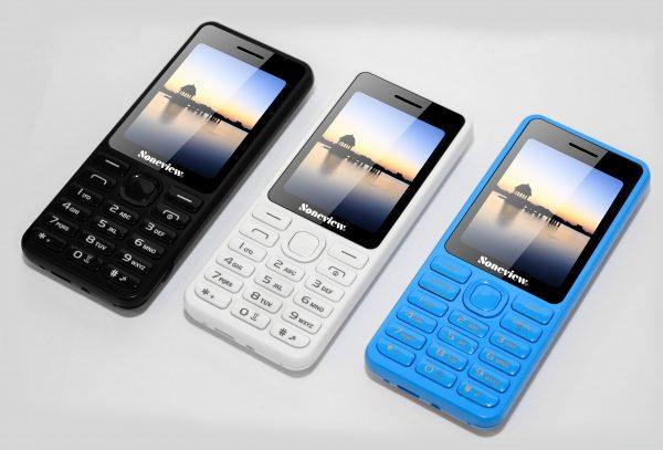 El Nuevo móvil Soneview FP-1000 comunicación rápida y sencilla