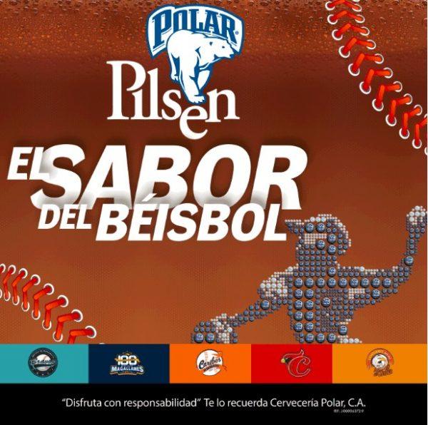 Polar Pilsen pone el Sabor del Béisbol en los estadios de la LVBP