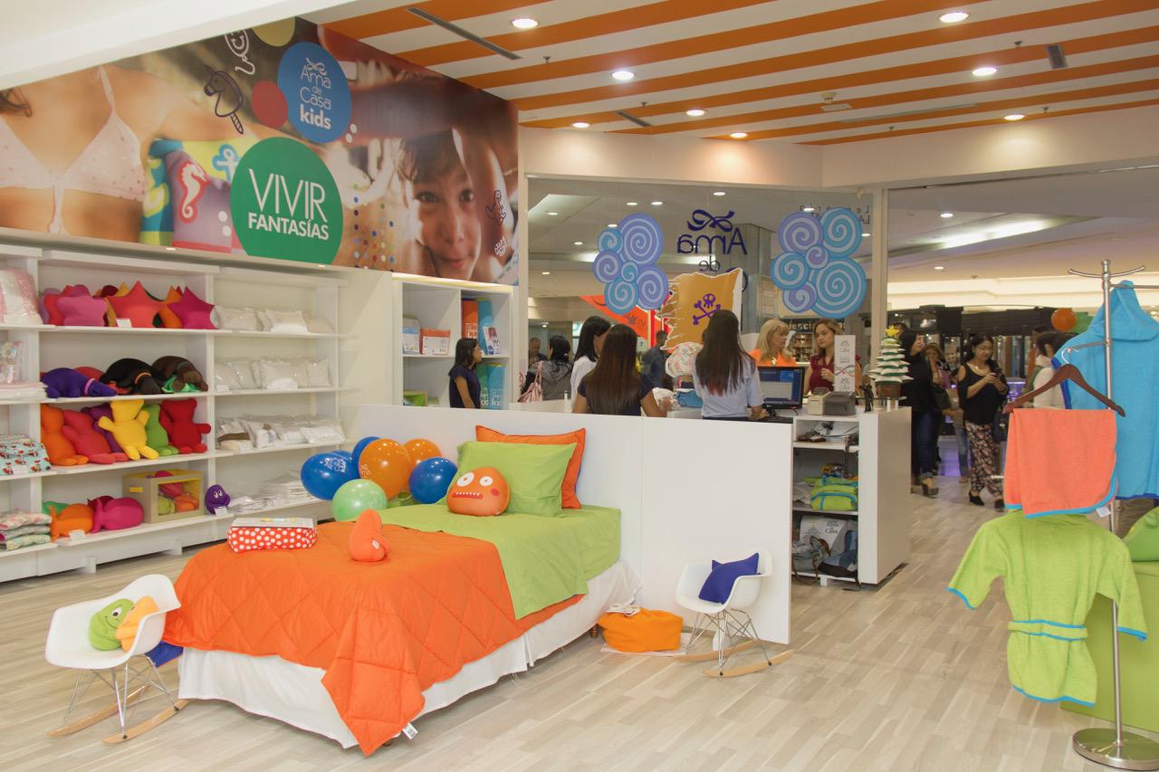 Cojines Tienda Casa.Ama De Casa Kids Abre Su Primera Tienda En Venezuela Business