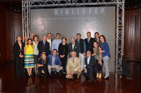 Fundación Empresas Polar presentó BiblioFEP, su nueva biblioteca digital