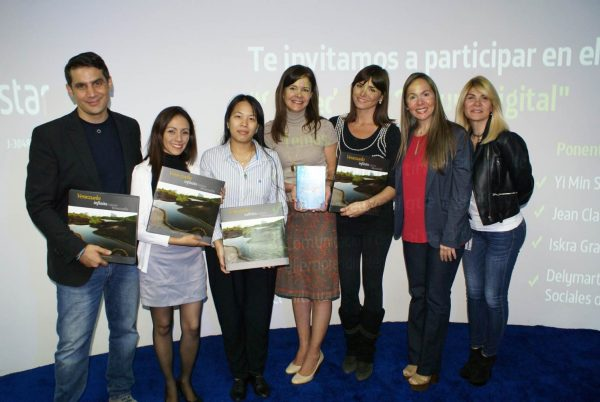 """Más de 500 jóvenes participaron en el seminario """"sociedad y cultura digital"""" de Fundación Telefónica Movistar"""