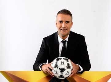 Gabriel Batistuta será el rostro de History Fútbol en Latinoamérica