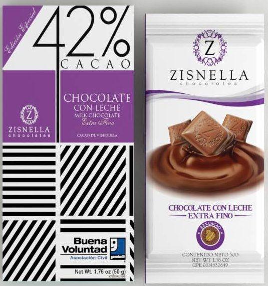 """Zisnella Chocolates tiene """"Buena Voluntad"""""""