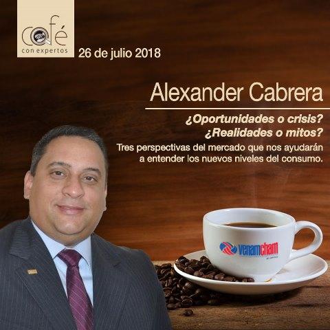 Café con expertos explicará los nuevos niveles de consumo en el mercado