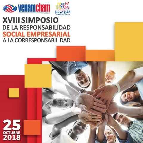 VenAmCham y Alianza Social celebrarán el 18vo simposio de RSE
