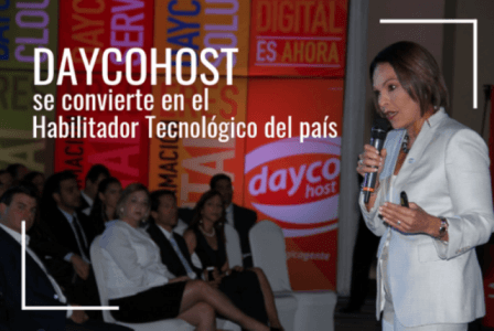 Daycohost se convierte en el Habilitador Tecnológico del país