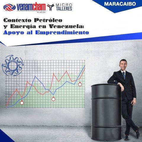 Petróleo y Energía para apoyar el emprendimiento venezolano
