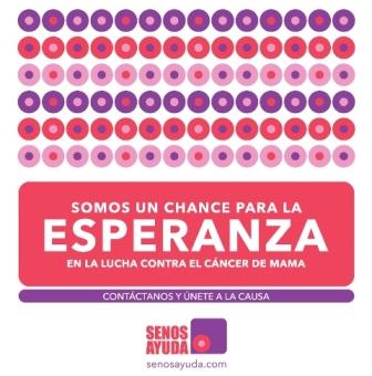 Únete a Senosayuda para seguir brindando esperanza a la mujer venezolana