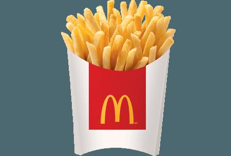 McDonald's presenta sus nuevas y crujientes papas fritas
