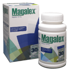 MAGALEX® es el nuevo producto de Laboratorios Farma