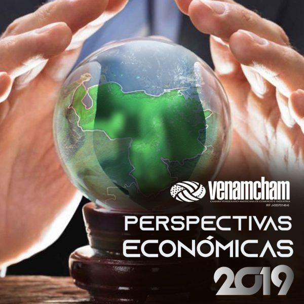 Perspectivas Económicas VenAmCham brindará herramientas para sortear el 2019