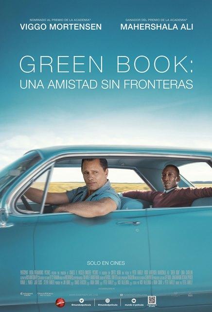 """Descubre en Cines Unidos el viaje que trascendió las diferencias sociales con """"Green Book: Una amistad sin fronteras"""""""