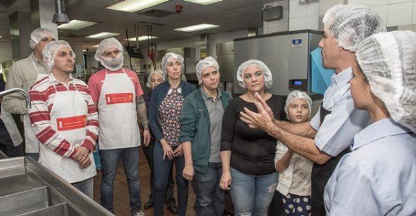 Más de 84 mil personas recorrieron las cocinas de McDonald's en Venezuela durante 2018