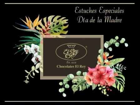Con motivo del mes de las madres, Chocolates El Rey presenta su catálogo de estuches especiales