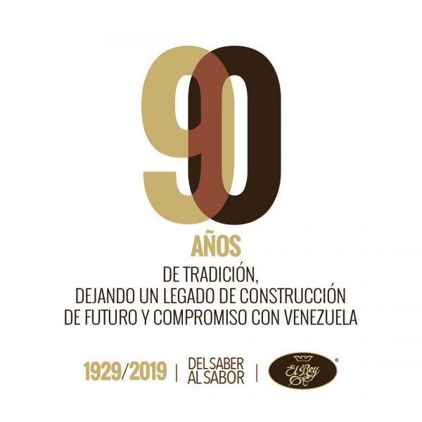 Chocolates El Rey: 90 años de Tradición, dejando un legado de construcción de futuro y compromiso con Venezuela