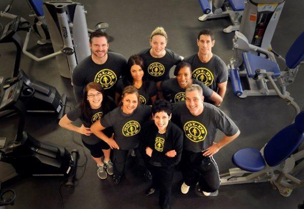 Gold's Gym capitaliza su talento y operatividad en situaciones de emergencia