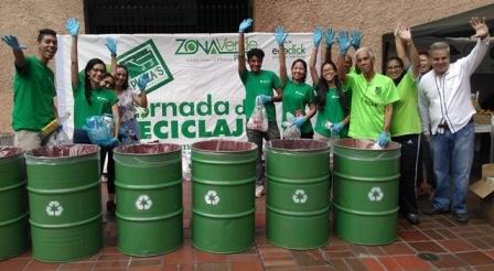 Automercados Plaza's conmemoró el Día de la Tierra
