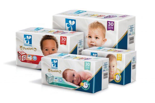 Farmatodo presenta su nueva línea de pañales Premium