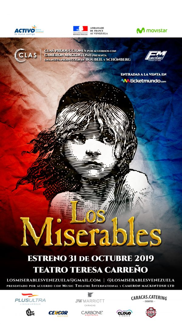 """""""Los Miserables"""" ya está a la venta"""