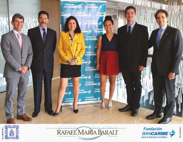 La séptima bienal de Premio de Historia Rafael María Baralt tiene sus ganadores