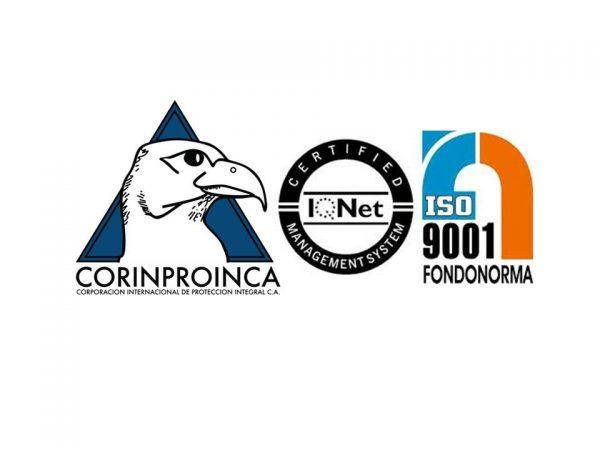 CORINPROINCA este 2019 renueva su Certificación ISO 9001:2015