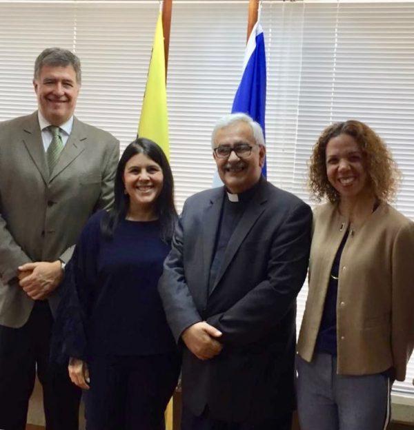 Movistar y UCAB firman acuerdo de cooperación para el cuidado del medioambiente