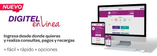 Digitel en Línea mejora la experiencia de autogestión de los clientes 412