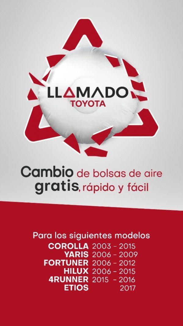 """Toyota de Venezuela, siempre pensando en la seguridad de sus clientes culminó con éxito, la primera edición de la """"Ruta Llamado Toyota"""""""