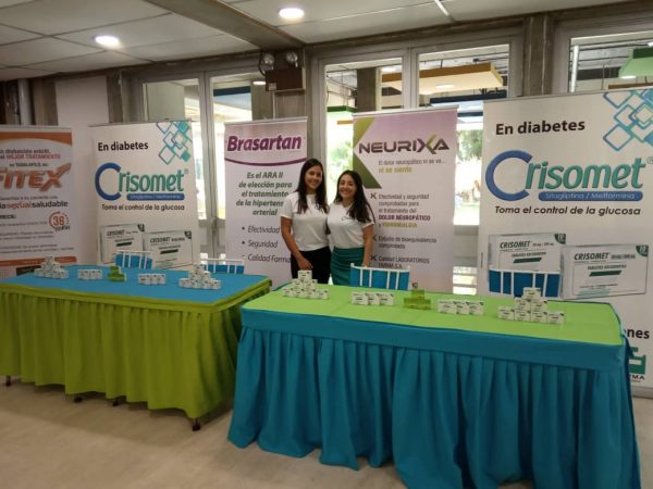 Farma participó en la II Jornada de avances terapéuticos y tecnológicos en Diabetes