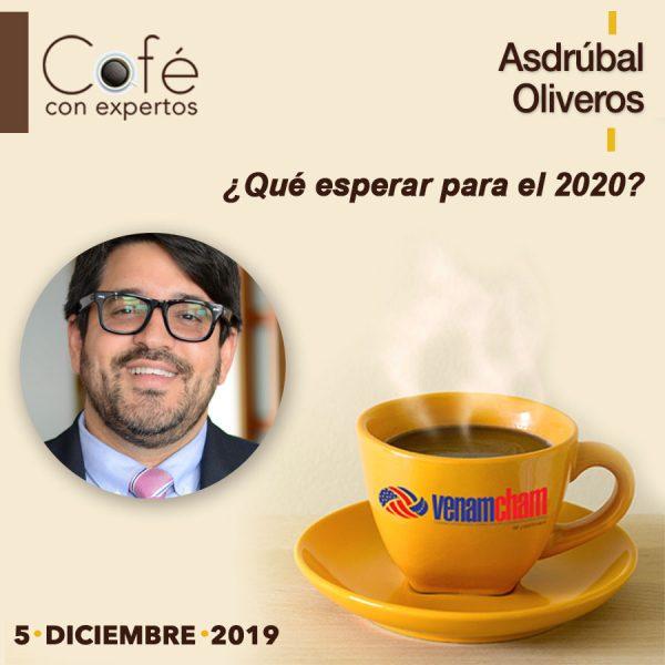 Café con Expertos: ¿Qué esperar para el año 2020?