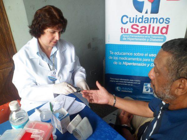 Farmatodo se une a las actividades con motivo del Día Mundial de la Diabetes