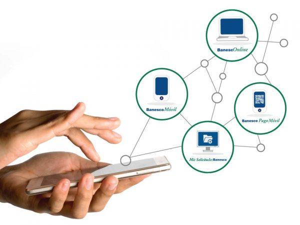 Banesco garantiza operatividad de todos sus canales digitales #QuédateEnCasa