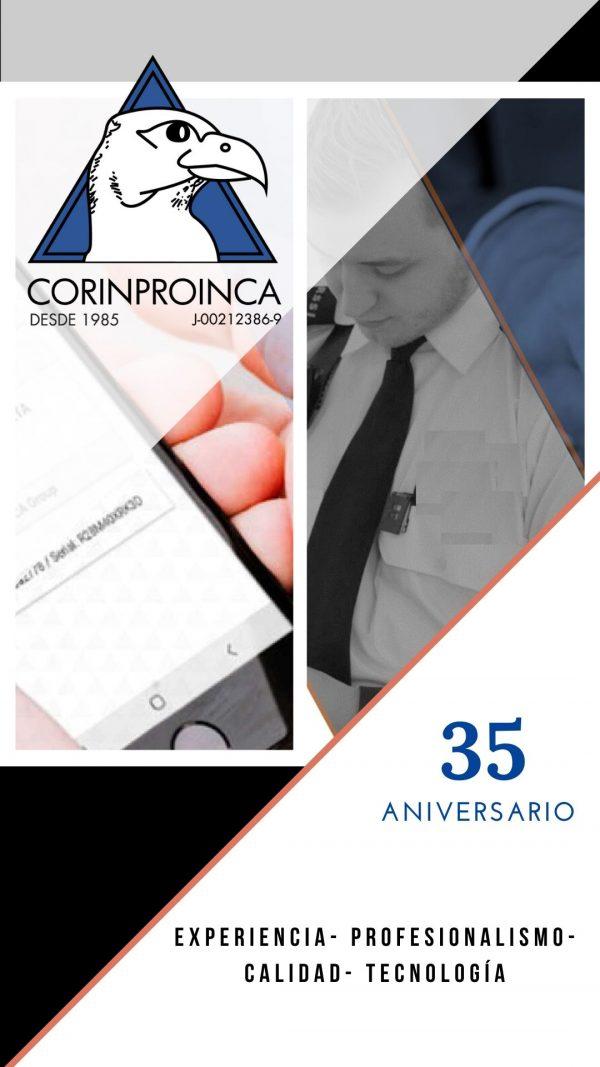 CORINPROINCA 35 Aniversario, reconocimiento a nuestra esencia y valores