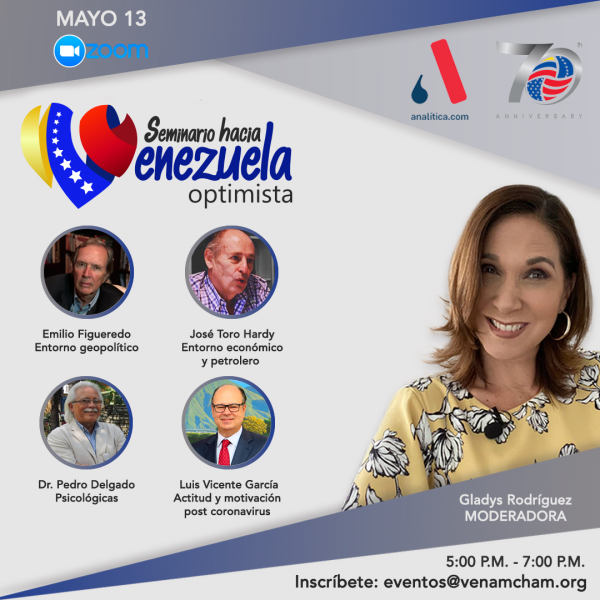 Post covid-19: Hacia la Venezuela Optimista