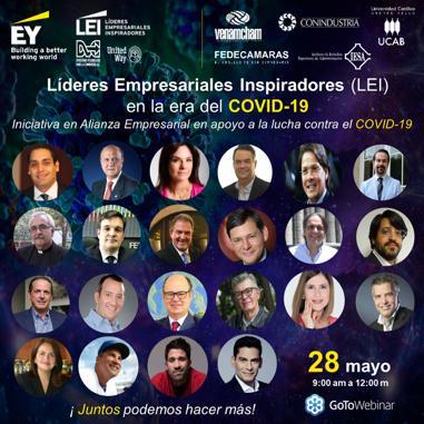 EY Venezuela promueve extraordinaria iniciativa en alianza empresarial en apoyo a la lucha contra el COVID-19