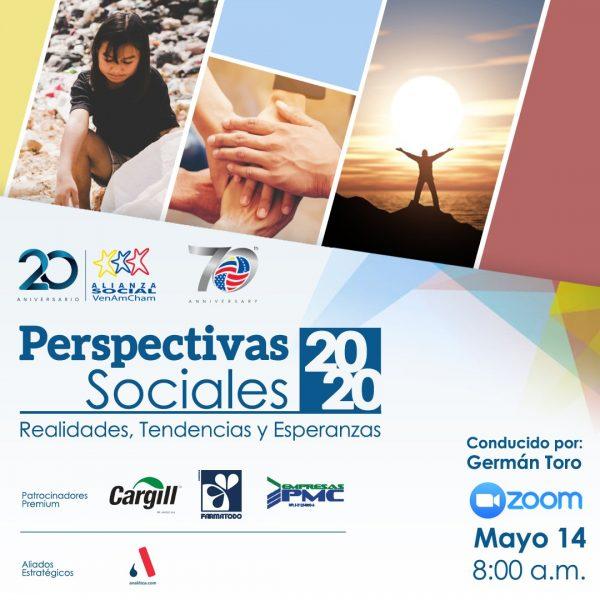 Perspectivas Sociales 2020: Realidades, tendencias, esperanzas