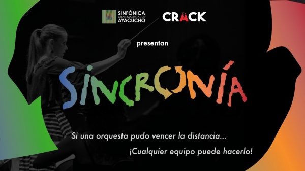 """Elisa Vegas y la Sinfónica Ayacucho nos inspiran a alcanzar la """"Sincronía"""""""