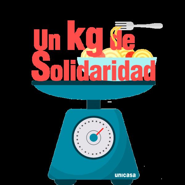 """Campaña """"Un Kilo de Solidaridad"""": ayuda sin pausa en Unicasa"""