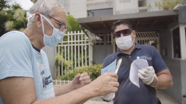 Más de 4.800 adultos mayores reciben asistencia médica integral de Grupo Nueve Once