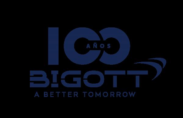 Bigott celebra 100 años inspirando al futuro