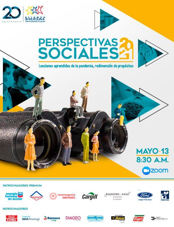 Perspectivas Sociales 2021: Lecciones aprendidas de la pandemia, redimensión de propósitos