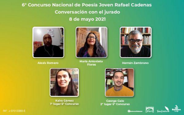 Hasta el domingo 15 tienen los jóvenes poetas para postularse al Premio Cadenas