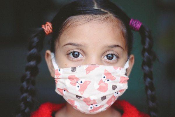 Los niños representan el 5% de casos de Covid-19