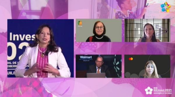 Mastercard se une al BID para empoderar a las mujeres emprendedoras en América Latina y el Caribe